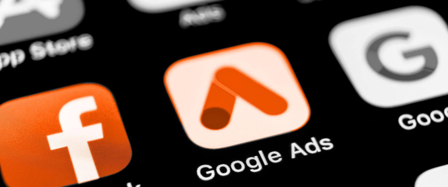 Google Ads, App-Icon
